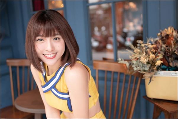 チュンチュン チアガール 可愛すぎる台湾チアガール チュンチュン、1st写真集アザーカット日本でも発売